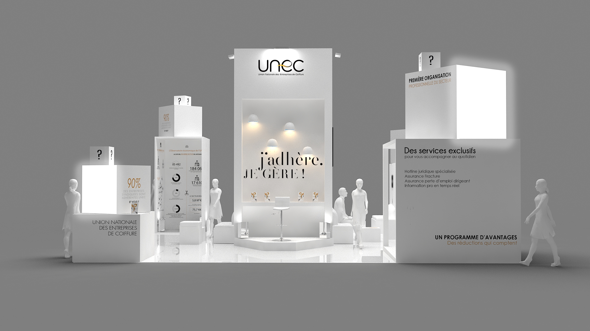 MCB 2018 Stand UNEC